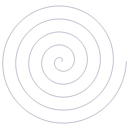 Spirale di archimede for A archimede